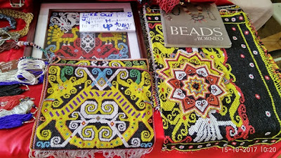 Beads Abuzz Bazaar Plaza Merdeka Oct 2017 Kuching
