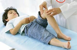 Cảnh giác về bệnh đau tăng trưởng ở trẻ em từ 3 -4 tuổi