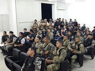 Operação prende quadrilha suspeita de roubos, tráfico e homicídios na PB