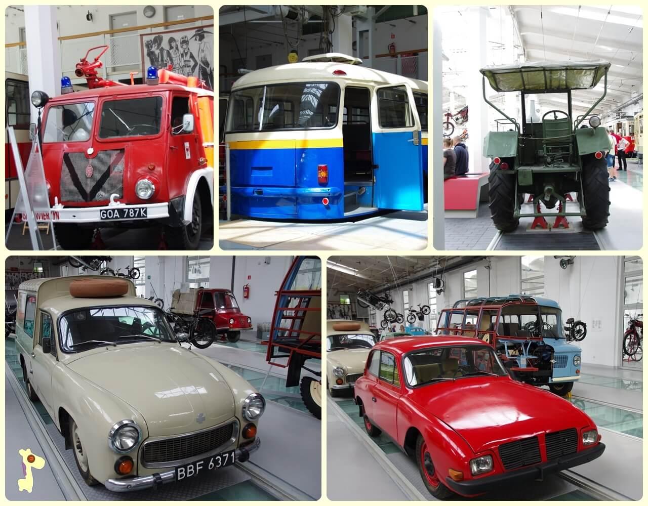 muzeum Transportu i Komunikacji w Szczecinie