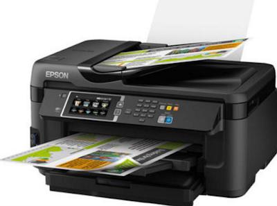 Epson WorkForce WF-7610DWF Treiber Download