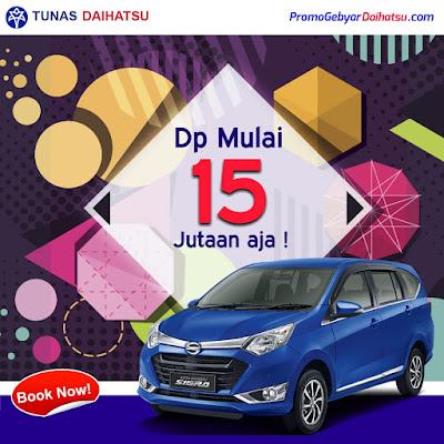 Promo Kredit Daihatsu Sigra September 2017 Jakarta Timur