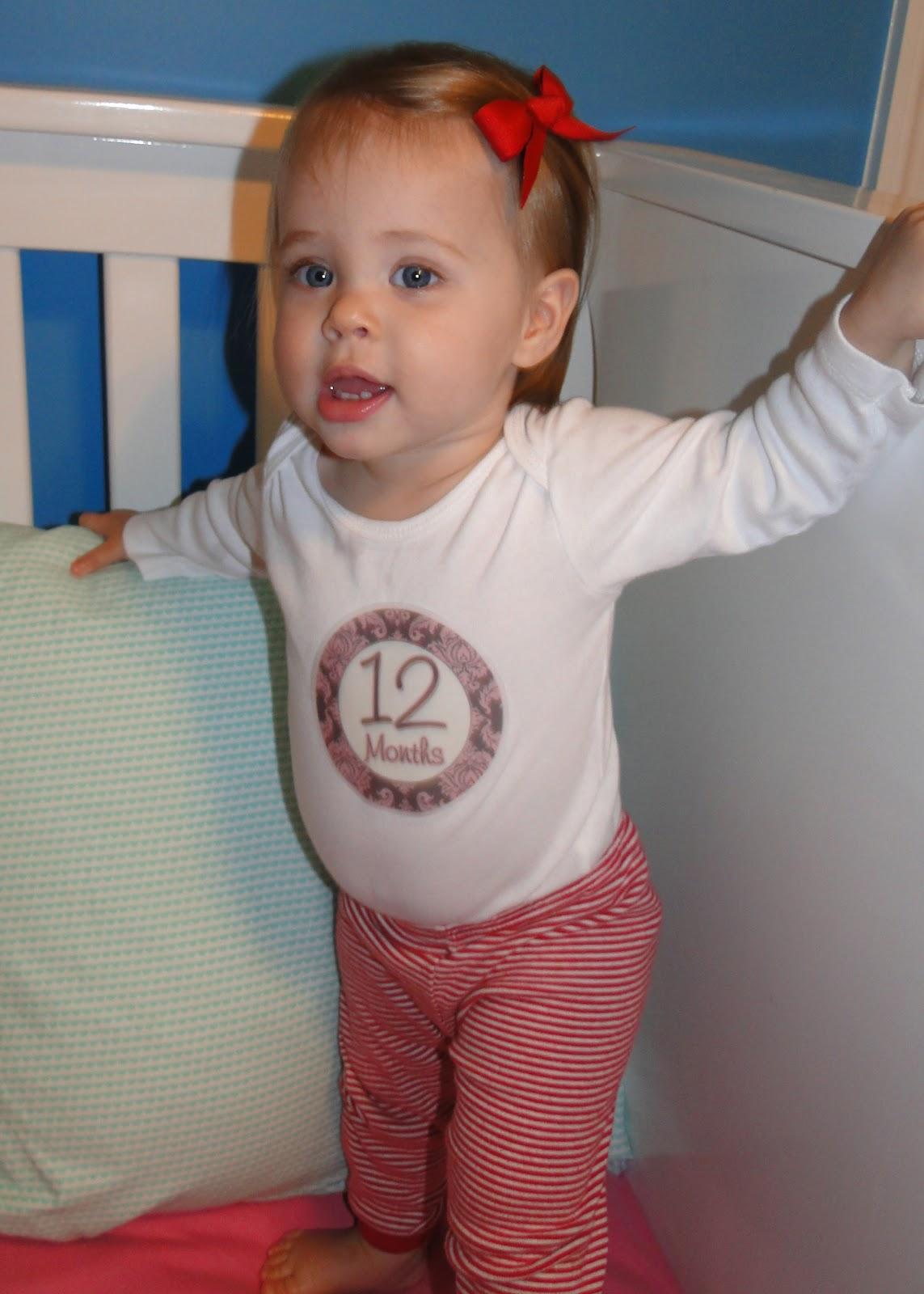 The Journey Of Parenthood Brittlynn 12 Months Old