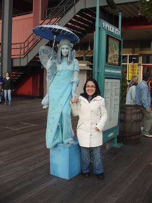 mon année à New York