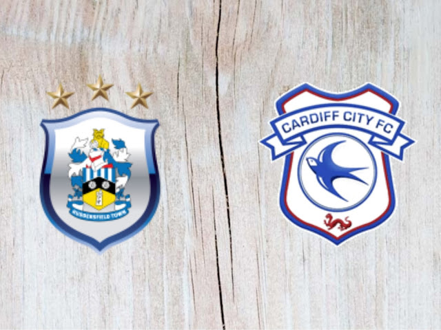 Huddersfield Town vs Cardiff City - Highlights - 25 August 2018