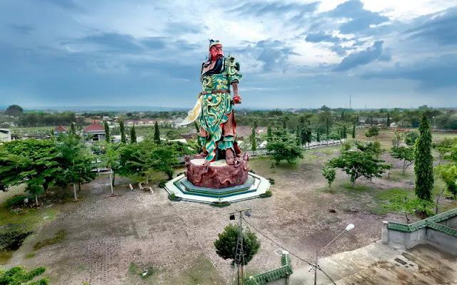 Patung Kwan Sing Tee Koen di Tuban, Bentuk Hegemoni Baru China Perantauan Indonesia