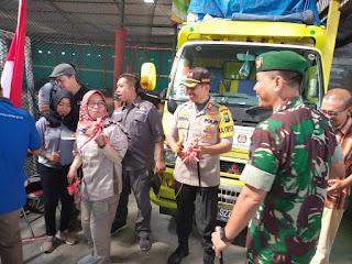 Kapolres, KPU dan DANDIM 0821 Lumajang Siap Amankan Pelaksanaan Pemilu 2019