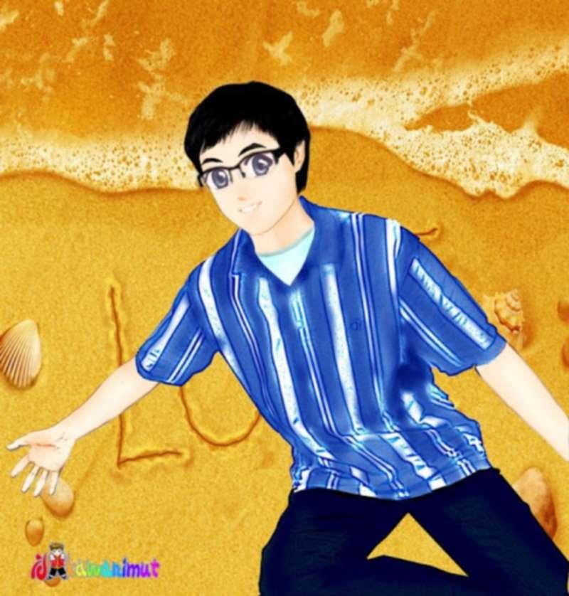 Download 41  Gambar Animasi Pria Berkacamata  Gratis