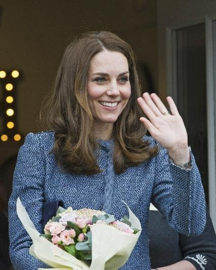 The Duchess of Cambridge,  Kate Middleton, Prince William, Princess Charlotte, Prince George, wedding, style, wedding dress, new summer dress
