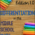 Differentiation 1.0