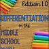 Differentiation 1.0