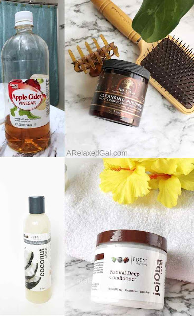Wash Day 4 Weeks Post: Dealing With An Itchy Scalp | A Relaxed Gal