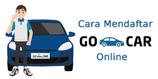 Cara Daftar Driver Go Car Online