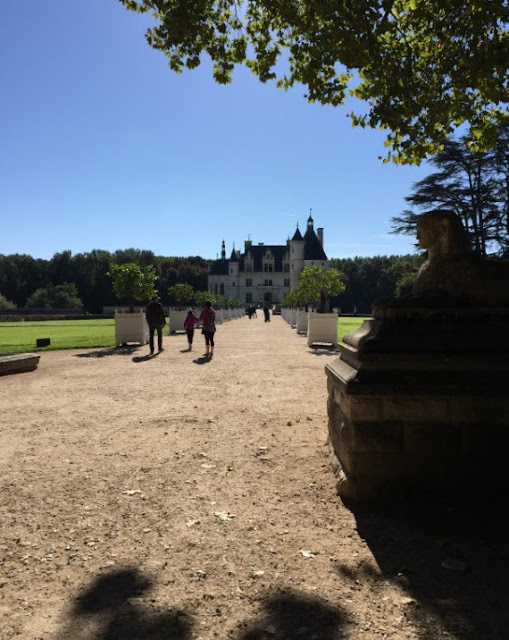 ​Chenonceau Chateau The Gardens