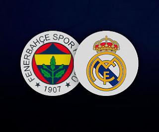 Фенербахче – Реал Мадрид смотреть онлайн бесплатно 31 2019 прямая трансляция в 18:30 МСК.