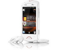 Sony Ericsson Live Android Walkman phone