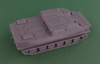 Soviet BTR-50 Amphibious Armoured Personnel Carrier picture 10