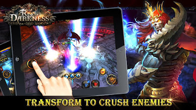 Game android RPG - Rise of Darkness 1.2. APK