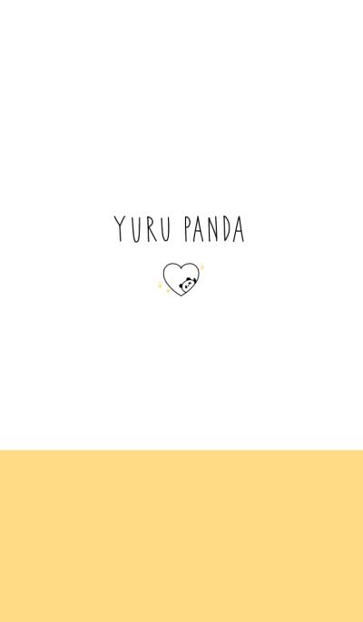 loose panda theme.