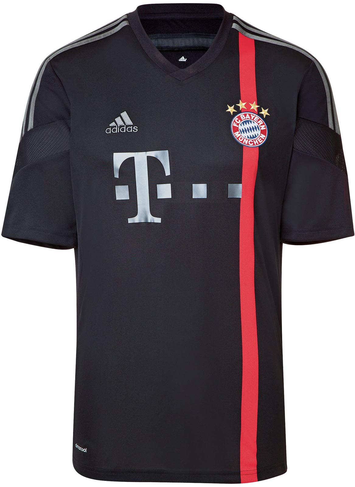 FC Bayern München 14-15 Home, Away and Third Kits