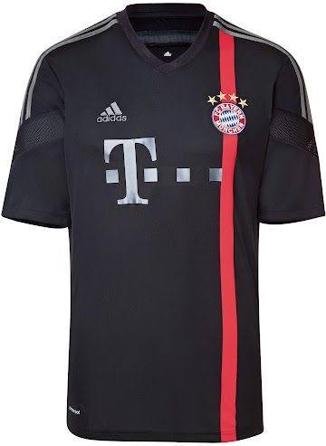 official photos 0ca70 30854 FC Bayern München 14-15 Home, Away and Third Kits - Footy ...