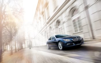 Wallpaper: 2015 BMW ALPINA B6