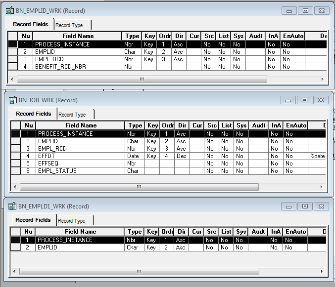 PeopleSoft Blog on HRMS Key Concepts: Parallel Processing using