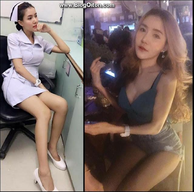 Nurse sexshop