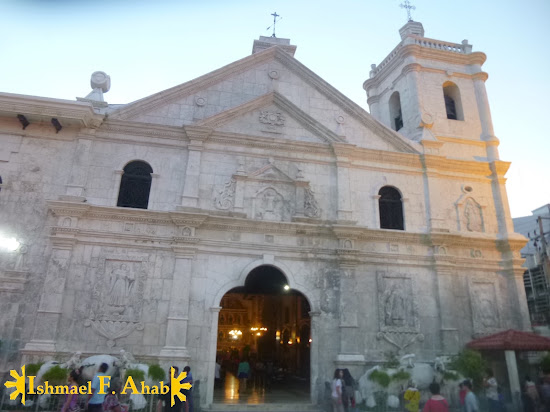 Restored Santo Niño Cathedral in Cebu City