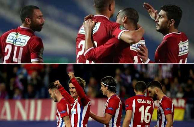 ميعاد مباراة الاهلي وأتلتيكو مدريد الودية في برج العرب والقنوات الناقلة للمباراة