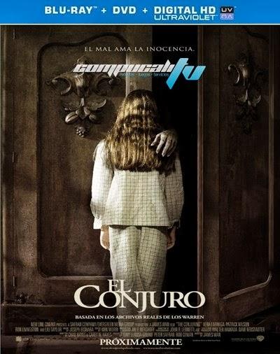 El Conjuro (2013) HD 1080p Latino Dual