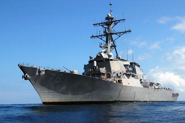 Respon Rusia Atas Keberadaan Kapal AS di Laut Hitam