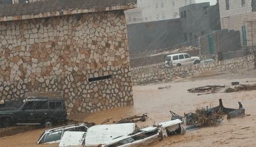 أهم أخبار الطقس فى عمان بعد اعصار مكونو