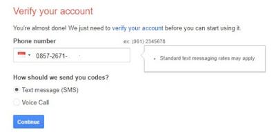 daftar gmail baru