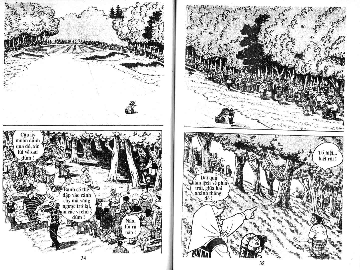 Ashita Tenki ni Naare chapter 41 trang 16