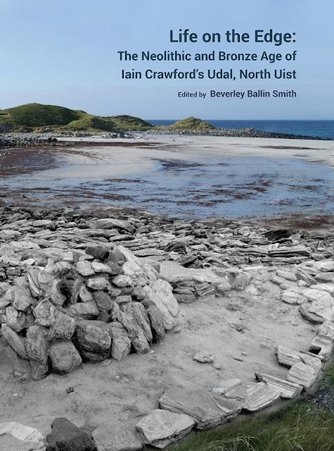 Coastal storms and prehistoric hardship on North Uist, Scotland