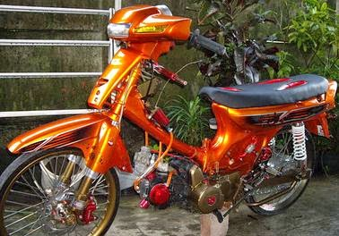 35+ Modifikasi Motor Grand 2014 Terbaru