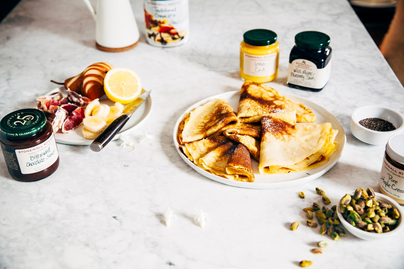 crepe expectations | hummingbird high || a desserts and baking blog