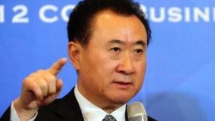 中國首富 王健林