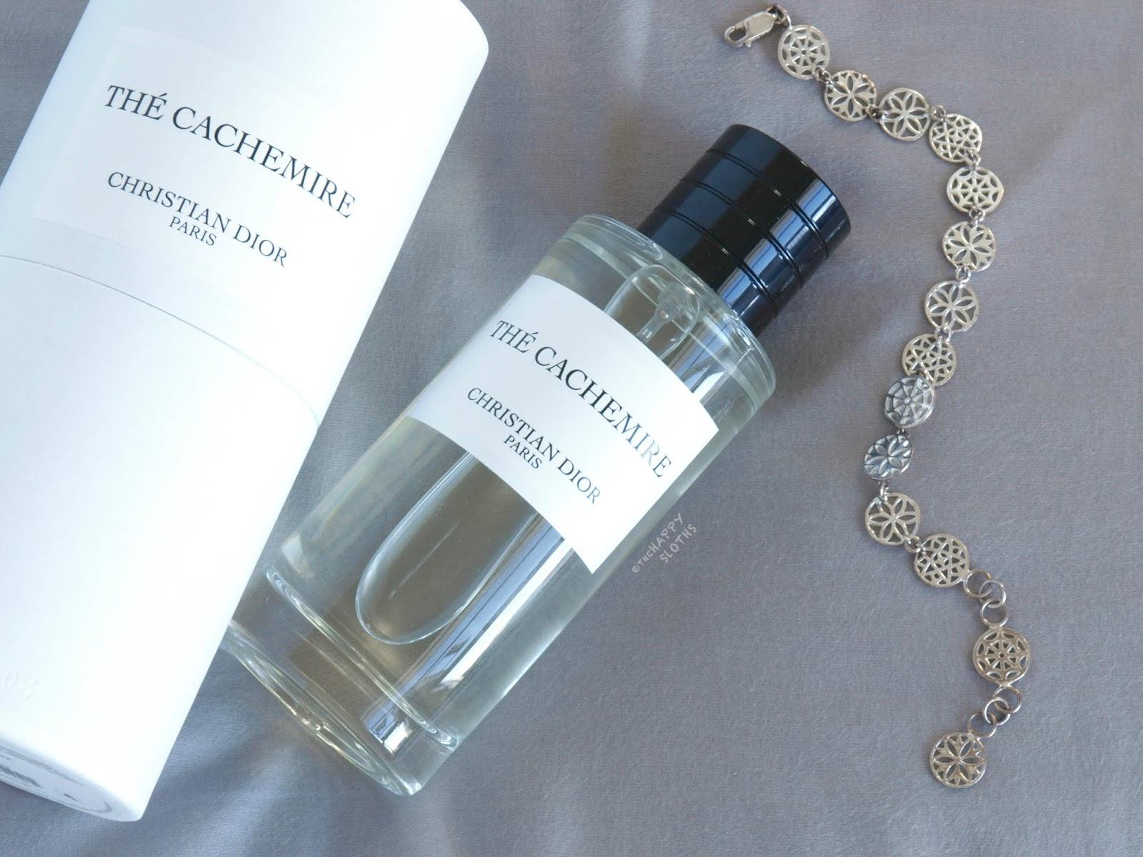 Dior | Maison Christian Dior Thé Cachemire Eau de Parfum: Review