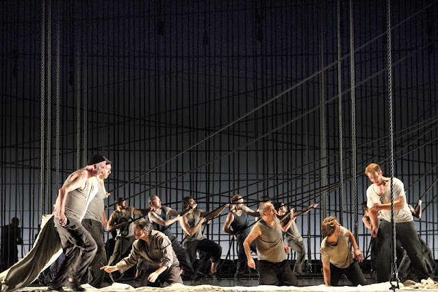 Britten: Billy Budd - Royal Opera (Photo ROH/Catherine Ashmore)