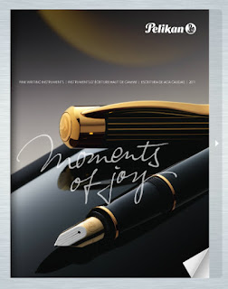 New Interactive 2012 Pelikan & Conway Stewart Pen Catalogs