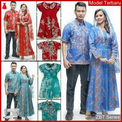 ZBT04709 Kebaya Batik Couple Kaluarga Melati Brokat BMGShop