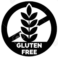 Gluten Free sign from https://www.123rf.com