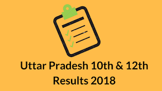 UP Board Class 10th , 12th Result 2018
