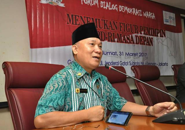 Alumni Lemhannas Himbau Kemenkes Menetapkan Pejabat Direktur Poltekkes Bersih dari Korupsi