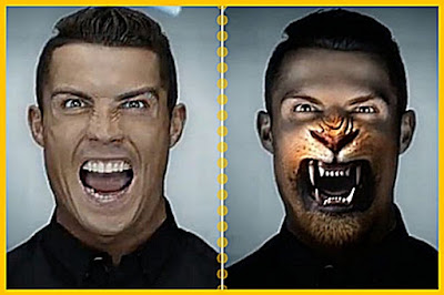 🐯 Cristiano Ronaldo libera su interior León ! 🐯