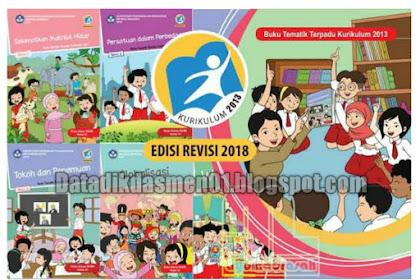 Buku Guru Kelas 6  Kurikulum 2013 Semester 2 Revisi 2018