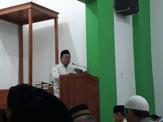 Ceramah ke-19 Ramadhan