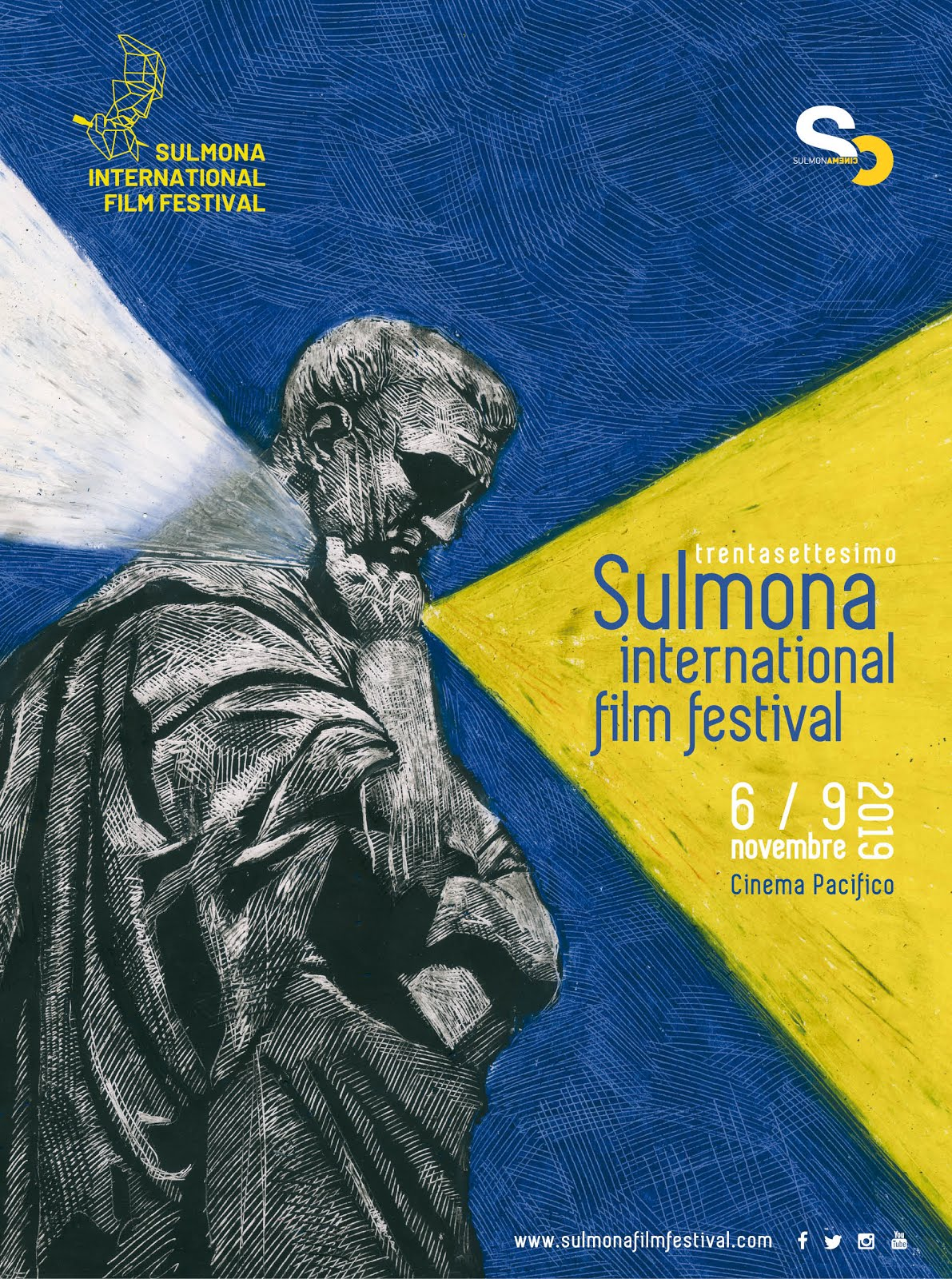 37° SULMONA INTERNATIONAL FILM FESTIVAL – SIFF